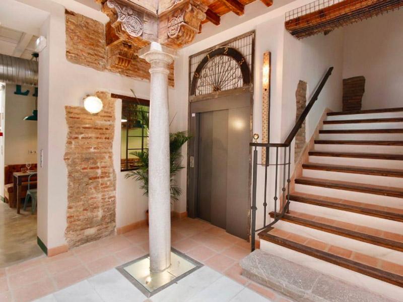 Rehabilitación de edificios en Granada